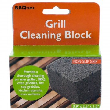 J&J's ToyScape BBQ Grill Cleaning Block (Pack of 3) Perfect Cleaning of Griller, BBQ, Oven Griddles, Flat Top Griddles, Kitchen Utensils & Iron Surfaces by J&J's ToyScape