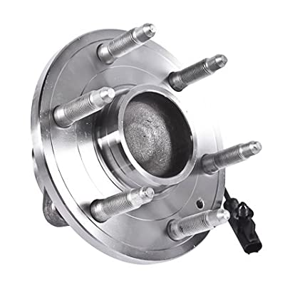 Callahan 515097X1 FRONT Premium Grade [ 6 Lug RWD ] Wheel Hub Bearing Assembly [ 515097 ]: Automotive