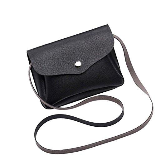 Wibille - Womens Shoulder Bag, Black (black) - Al146754wb0zsl4secakfdmv Black