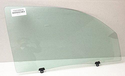 NAGD Fits 2005-2014 Toyota Tacoma Pickup 2 Door Standard Cab Passenger Side Right Front Door Window Glass