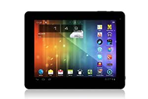 """DJC TOUCHTAB3 9.7"""" TABLET PC - ANDROID 4.0 ICE CREAM SANDWICH - 1GB RAM - 16GB CAPACITY - 1.5GHz A10 PROCESSOR - FRONT AND REAR FACING 2MP CAMERA/WEBCAM - BUILT IN FLASH 11.1"""