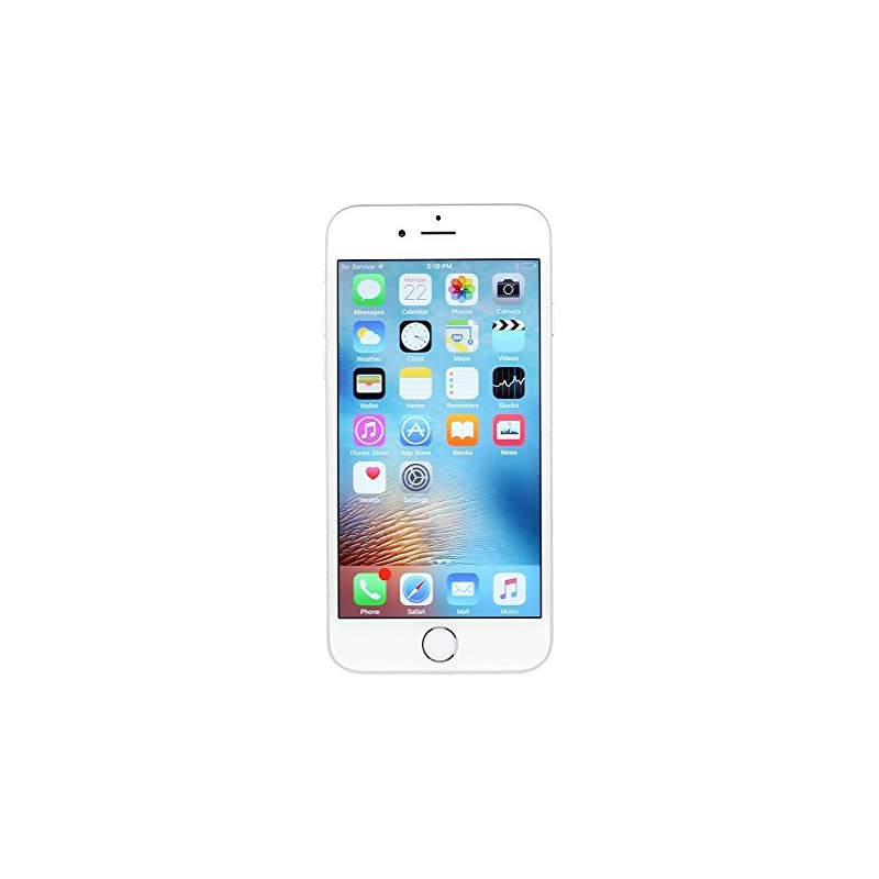 Apple iPhone 6S Plus, AT&T, 64GB - Silve