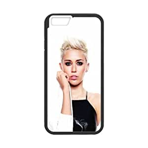 Sexy Miley Cyrus iPhone 6 Plus 5.5 Inch Cell Phone Case Black&Phone Accessory STC_063792