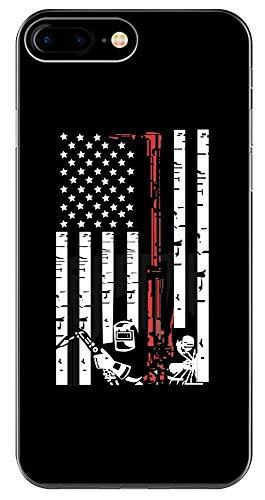 Stars Welder T Shirt - Phone Case for iPhone 6+, 6S+, 7+, 8+