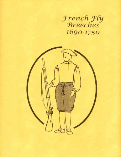 1690 - 1750 Men's French Fly Breeches ()