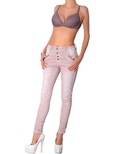 Lexxury Lexxury Femme Femme Jeans Rosa Rosa Jeans Lexxury Jeans pwUrvpqZx