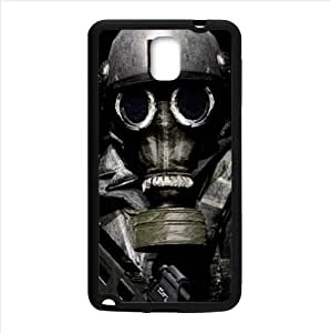 Best Custom Case - Vintage Gas Mask Samsung Galaxy Note 3 III TPU (Laser Technology) Case, Cell Phone Cover