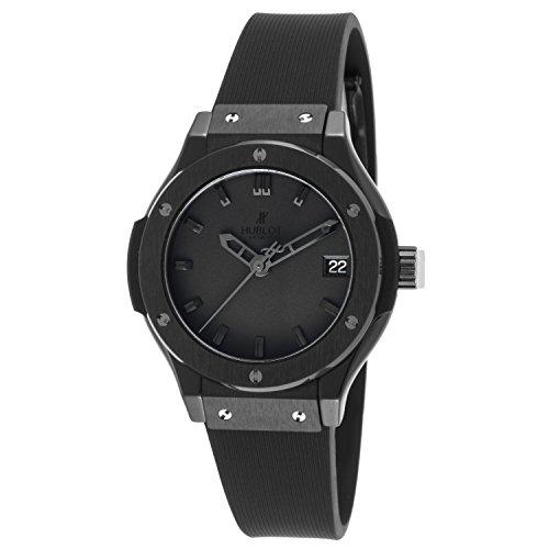 Hublot Classic Fusion quartz womens Watch 581.CM.1110.RX (Certified Pre-owned)