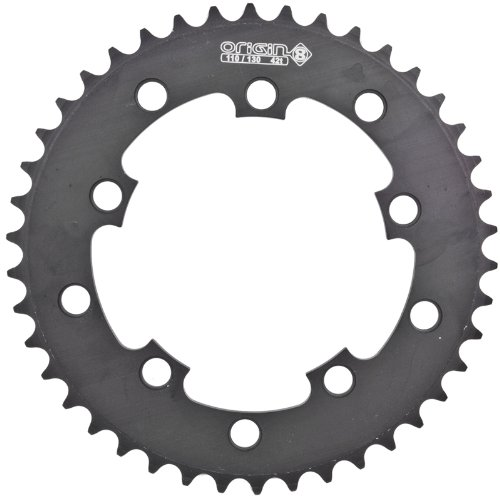 Origin8 BMX / Singlespeed / Fixie Chainring, 42t, 110/130 BCD, 3/32, Black
