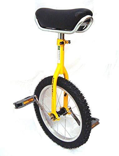 Monociclo Bike Malabares Aro 16 Em Aço Carbono