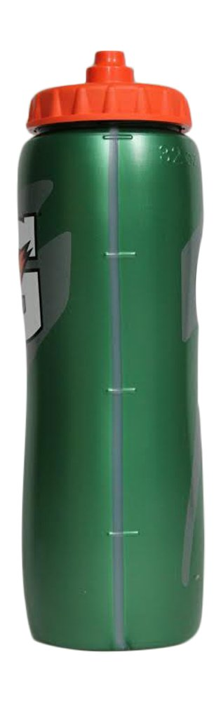 Gatorade 32 Oz Squeeze Water Sports Bottle - Value Pack of 6 - New Easy Grip Design for 2014 by Gatorade (Image #3)
