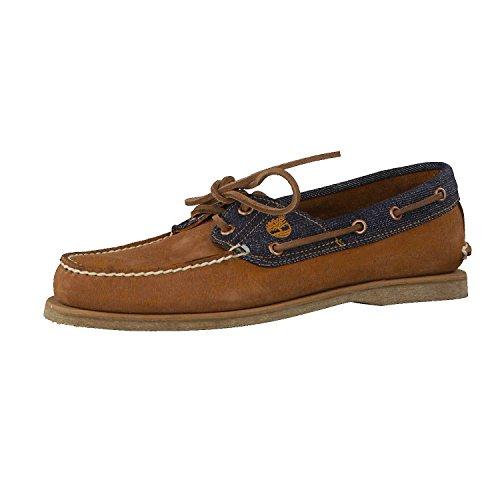 à de Chaussures Timberland ville pour Saddle lacets homme Fxn4UR4