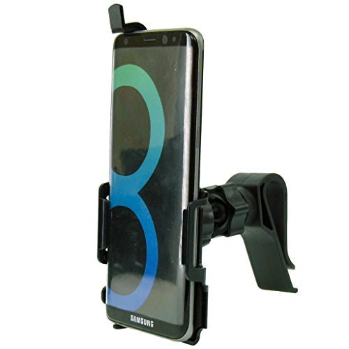 BuyBits Dedicated TC Golf Bag Clip Mount Phone Holder for Samsung Galaxy...