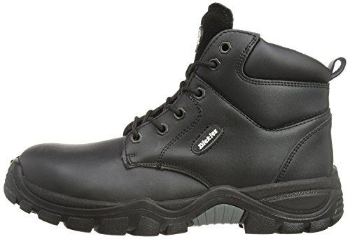 Dickies Newark Sicherheitsstiefel S3 schwarz BK 9, FA9003