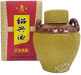 宇塔10年紹興酒 500ml