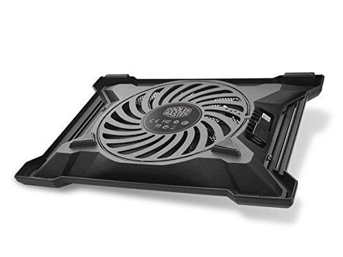Cooler Master NotePal X-Slim II Laptop Cooling Pad 'Silent 200mm Fan, Egonomic Design, Supports up to 15.6'' laptops' R9-NBC-XS2K-GP by Cooler Master (Image #5)