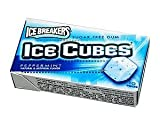 Cheap Ice Breakers Ice cubess Sugar Free Peppermint Gum, 10-Piece Boxes(Pack of 6)