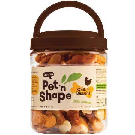 Pet 'n Shape Chik 'n Biscuits (16 oz)