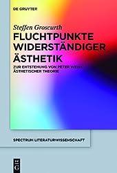 Fluchtpunkte widerständiger Ästhetik: Zur Entstehung von Peter Weiss' ästhetischer Theorie (Spectrum Literaturwissenschaft / Spectrum Literature)