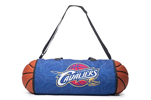 Cleveland Cavaliers Basketball To Duffle bag, Sports Fan Official NBA Duffle (Custom Basketball Bags)