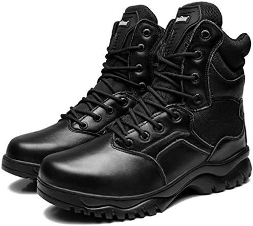 XIEZI Trainingsschuhe Outdoor-Militär-Enthusiasten Tactical Stiefel Unisex Hoch Zu Hilfe Delta Spezielle Schuhe 40