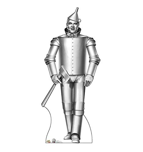 Advanced Graphics Tin Man Life Size Cardboard Cutout Standup - The Wizard of Oz 75th Anniversary (1939 Film)
