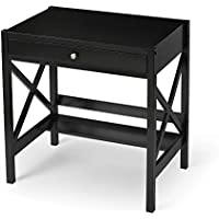 X Desk, Multiple Colors (Black)
