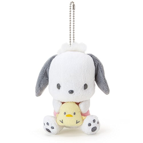 Famous 80s Characters Costumes (Sanrio Pochakko mascot holder '80s character From Japan New)