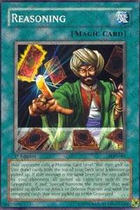 Yu-Gi-Oh! - Reasoning (PGD-081) - Pharaonic Guardian - Unlimited Edition - Common