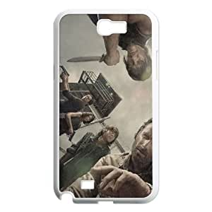 The Walking Dead The Walking Dead Samsung Galaxy Note 2 7100 White Phone Case Cover LSK1608