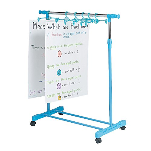 (Anchor Chart Storage Rack)