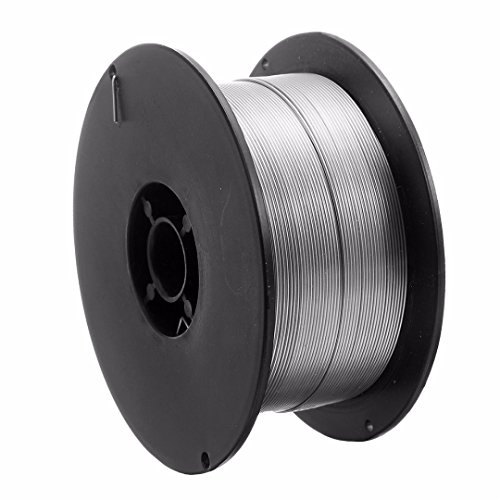 Stainless Steel Welding Wire, Rosin Core Solder Spool Gasless Flux Core Welding Wire 0.8mm 500g by PDTO (Image #4)