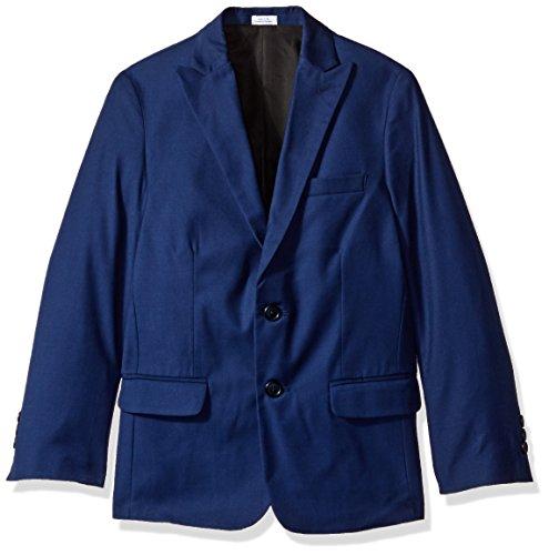 Calvin Klein Big Boys' Infinite Blue Jacket, Bright Blue, 20