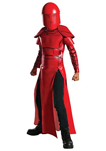 Rubie's Star Wars Episode VIII: The Last Jedi, Child's Deluxe Costume Praetorian Guard Costume, Large