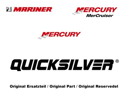 Mercury Smartcraft 878492K14 Boat Gauge Junction Box Kit