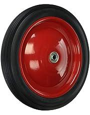 Shepherd Hardware 7-Inch Semi-Pneumatic Rubber Tire