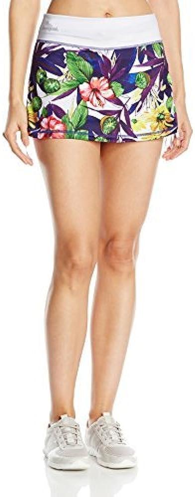 Desigual Mujer 71 F2sa01000 Falda, White, XS: Amazon.es: Ropa y ...