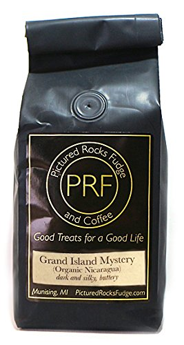 Pictured Rocks Coffee - Roasted Coffee Beans - (Grand Island Mystery, 12 oz.)