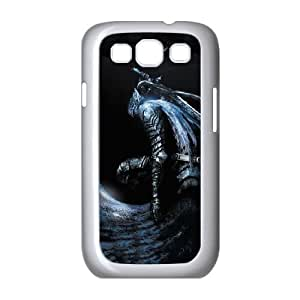 Samsung Galaxy S3 9300 Cell Phone Case White Dark Souls juoe