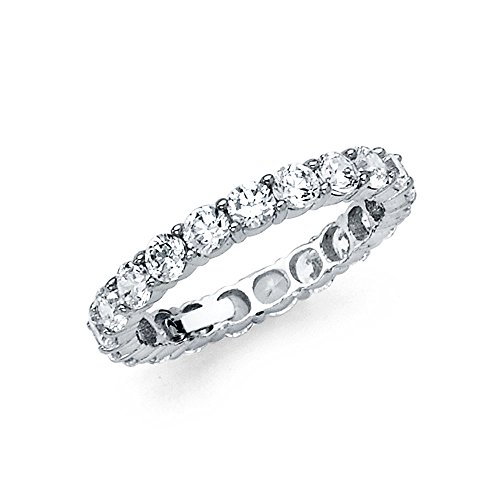 14k Yellow OR White Gold 3mm W