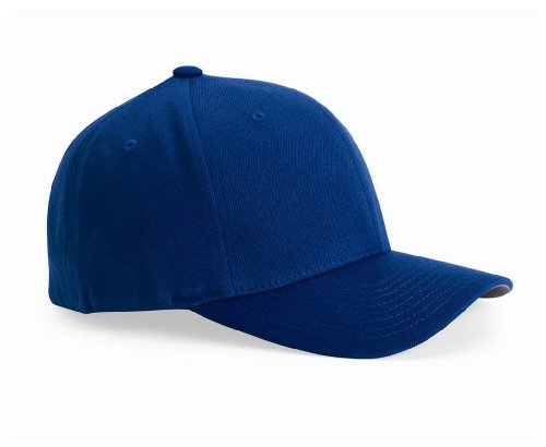 Flexfit Fitted Mid-Profile Structured Wool Cap
