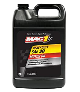 Mag 1 61290 Sae 30 Sn Heavy Duty Motor Oil 1