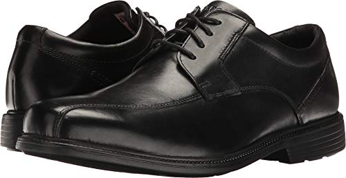 Rockport Charles Road Bike Toe Ox - Men's Dress Shoe Black - 10 Medium