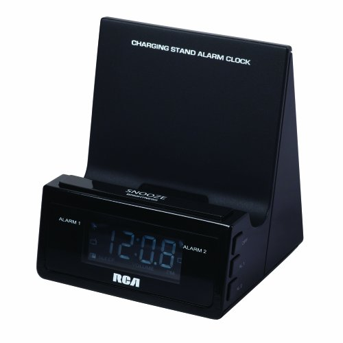 RCA Charging Stand Alarm Built