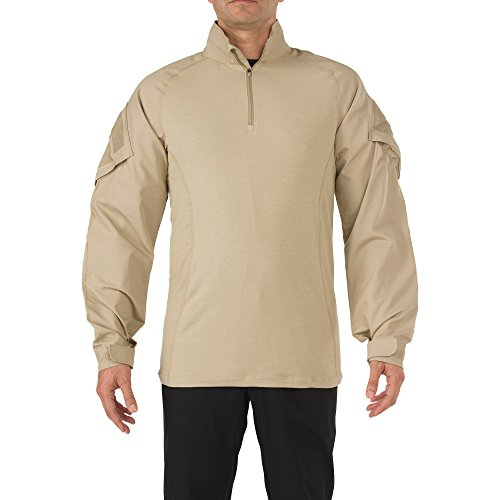5.11 Tactical Rapid Assault Shirt,TDU Khaki,Large