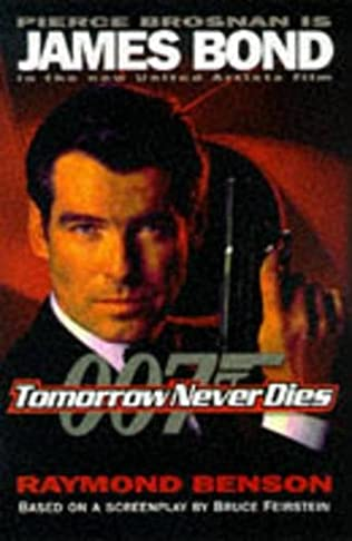 book cover of Tomorrow Never Dies