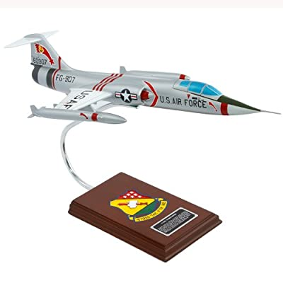 Mastercraft Collection F-104C Starfighter scale: 1/32