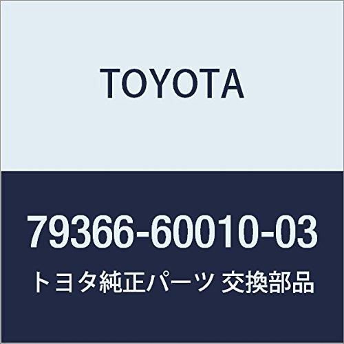 TOYOTA 79366-60010-03 Seat Leg Cover
