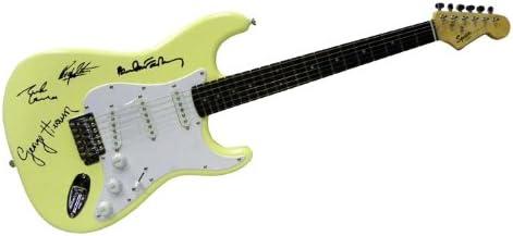 The Beatles Autographed Signed Guitar Paul Mccartney John Lennon ++ Autographed Signed Facsimile 41FkEZgPfYL