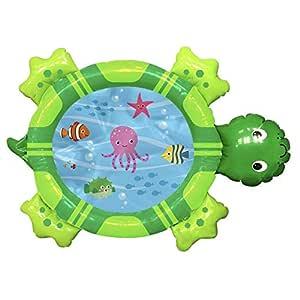 Ablerfly - Cojín Hinchable de Agua para niños, diseño de ...